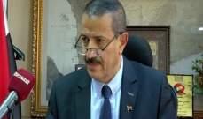 خارجية اليمن: استهداف للمقاومة اللبنانية يعتبر استهدافا لمحور المقاومة