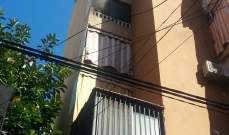 اخماد حريق اندلع بمنزل أحد المواطنين بمشحا العكارية اثر احتكاك كهربائي