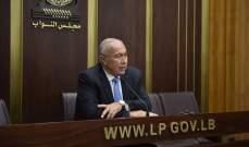 مخزومي: لأهمية تمتين العلاقات اللبنانية الإيطالية وتوسيع دائرة التواصل