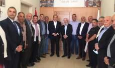 عربيد زار قرى قضاء راشيا: سنضع علاقاتنا وامكاناتنا في خدمة المنطقة