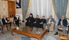 المطران حداد: عودة الحريري ستعكس  جوا ايجابيا على اللبنانيين جميعا