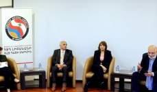 """الطاشناق نظم ندوة بعنوان """"جمهورية أرتساخ بشهادات لبنانيين"""""""