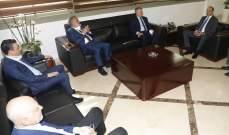 وزير الصحة عرض مع نواب استكمال بناء مستشفى الكرنتينا