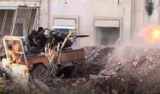 المرصد السوري: قوات النظام تقترب من مدينة خان شيخون وسط معارك عنيفة