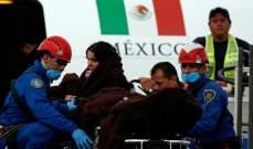 تسجيل 341 وفاة و3593 إصابة جديدة بكورونا في المكسيك