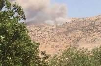 معلومات عن سقوط صاروخين في موقع للجبهة الشعبية في جرود قوسايا