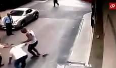 النشرة: الحكم بالاعدام على طارق يتيم بقضية جريمة قتل جورج الريف