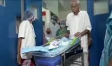 الصحة الهندية: تسجيل 92605 إصابات جديدة بفيروس كورونا