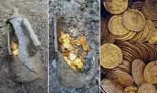 رويترز: الذهب يهبط أكثر من 1 بالمئة مع صعود الدولار
