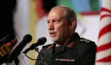 مسؤول إيراني: نطاق جبهة المقاومة يتوسع ولا يمكن للاعداء هزيمتها