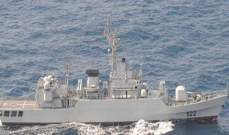 عبور سفينة حربية أميركية مضيق تايوان والصين تحذّر