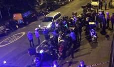 التليغراف: خمسة مواطنين طعنوا ليلة رأس السنة في لندن