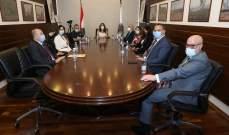 إجتماع في وزارة الدفاع حول اكتظاظ السجون وتداعياته وسبل التخفيف منه بظل كورونا