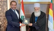 الشيخ حسن دعا المسؤولين لوقف صراع المصالح الخاصة والحسابات الخاطئة