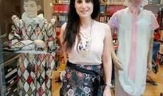 """ماريا كريستي باخوس تمثل لبنان والشرق الأوسط بـ """"امرأة وحيدة"""" في أوروبا"""