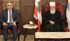 أبو الحسن: لتشكيل موقف وطني واحد وموحد لمواجهة المخاطر والتحديات