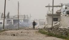النشرة: الجهات المختصة تابعت تمشيط المناطق التي حررها الجيش السوري بريف درعا