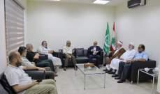 لقاء اسلامي موسع في مركز الجماعة الاسلامية في صيدا يدعو للقاء سياسي