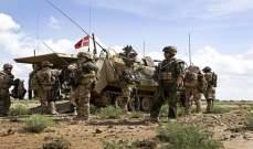 وزارة الدفاع الدنماركية أعلنت تعليق أنشطتها التدريبية في العراق