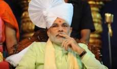 رئيس حكومة الهند يجري استشارات تحضيرا لولايته الثانية بعد فوزه في الانتخابات التشريعية