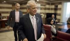 حمادة: لا خوف على الحكومة وخلفيات باسيل انتخابية بشأن تمديد مهلة التسجيل للمغتربين