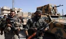 التحالف الدولي منح الدفاع العراقية مركبات لحماية حدودها الدولية