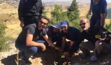 جريصاتي زار محمية راشيا: ستكون بالمساحة اكبر محمية في لبنان