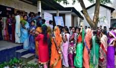 أعمال عنف متفرقة بالهند مع تصويت الملايين في ثاني مراحل الانتخابات