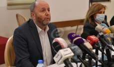 بشارة الاسمر: نحن بحاجة اليوم الى اعادة نظر شاملة بالاجور في لبنان