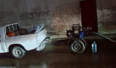 بلدية بيروت: سحب كميات المياه التي تجمّعت داخل نفق البربير بسبب غزارة الامطار
