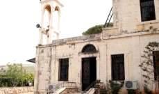 النشرة: أجواء عيد الشعانين غابت عن النبطية والكنائس أقفلت أبوابها