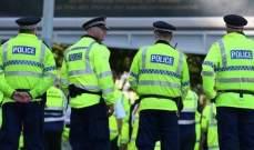 الشرطة البريطانية: اعتقال شخص بعد العثور على طرد مشبوه قرب مطار مانشستر