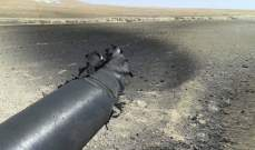 إنهاء أعمال إصلاح خط نقل الغاز الواصل بين حقل الشاعر ومعمل غاز إيبلا بسوريا