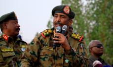 البرهان أعلن حالة الطوارئ في السودان وحل مجلسي السيادة والوزراء