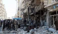 سانا: مقتل وجرح عدد من المدنيين بانفجار عبوة ناسفة بمدينة رأس العين