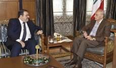 بري التقى القائم بأعمال السفارة العراقية وأبرق إلى ولايتي معزيا بوفاة شقيقته