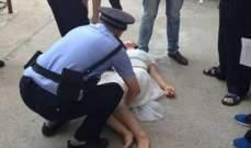 قوى الامن انقذت فتاة حاولت الانتحار قرب مبنى بلدية جبيل