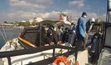 خفر السواحل التركي أنقذ 53 مهاجرا أعادتهم اليونان قبالة سواحل قضاء ديكيلي