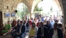 احتفال بجبيل بمناسبة تولي بلغاريا رئاسة الاتحاد الأوروبي وعيد الأبجدية السيريلية
