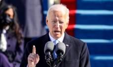 """بايدن: واشنطن لن تقبل إطلاقا بضم روسيا """"العدائي"""" لشبه جزيرة القرم"""