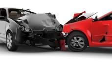 النشرة: جرحى بحادث سير بين سيارتين على الطريق الساحلي لبلدة الخرايب