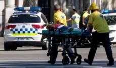 الشرطة الإسبانية:منفذ عملية الدهس ببرشلونة قتل على يد الشرطة بكامبرليز
