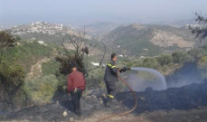نقيب مهندسي الشمال: لاعلان عكار منطقة منكوبة والاسراع في اخماد الحرائق وتلبية حاجات الناس