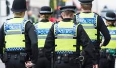 الشرطة البريطانية أعادت فتح طرق وسط لندن بعد إغلاقها للاشتباه في طرد