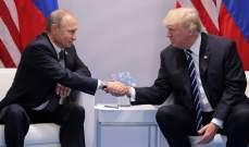 بوتين يشكر ترامب ومدير CIA على الإسهام في إحباط هجوم إرهابي في سان بطرسبورغ