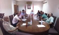 """""""البعث"""" أبرق لعون والأسد مهنئا بعيد الجيش: لإحالة جريمة قبرشمون على المجلس العدلي"""