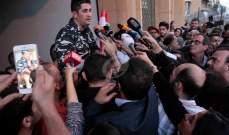 مصادر OTV:العسكريون المحررون لازالوا في السلك وسيتم اعادة توزيع مهامهم