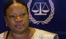 مدعية الجنائية الدولية: قوات الأمن السودانية مستمرة بارتكاب جرائم ضد المدنيين