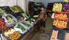 مراقبو الاقتصاد كثفوا حملاتهم جنوبا على محال المواد الغذائية