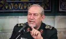 اللواء صفوي: قدراتنا تحولت لقوة إقليمية والأميركيون يدركون جيدا مدى نفوذ إيران